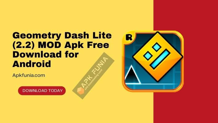 Geometry Dash Lite MOD apk for Android