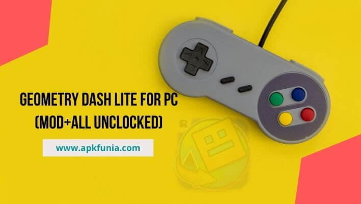 Geometry Dash Lite for PC (MOD+All Unclocked)